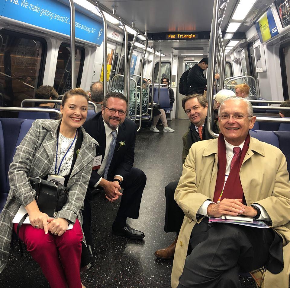 Details SAFCAD Subway in DC