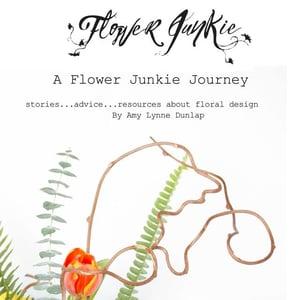 Flower Junkie Featuring Corrine Heck of Details Flowers