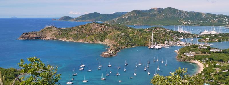 caribbean-port