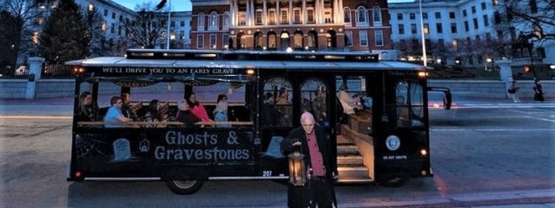 ghosts-gravestones