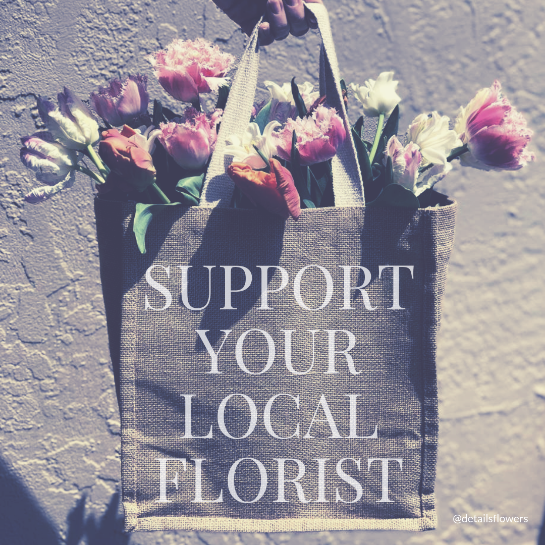 Details Support Your Local Florist Easter